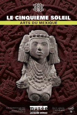 Le Cinquième Soleil – arts du Mexique